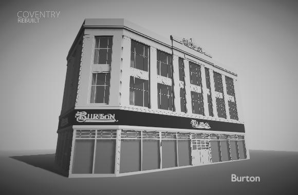 Burton's (1,2 & 3 Broadgate)