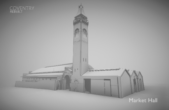 Market Hall & Tower